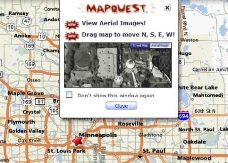 MapQuest-Minneapolis