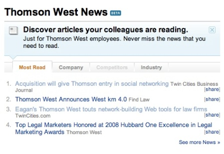 Thomson WestNews