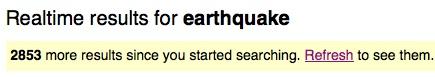San Bernardino Earthquake