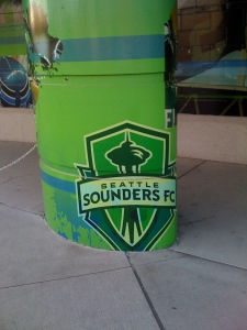 Seattle Sounders - Now Part of the MLS