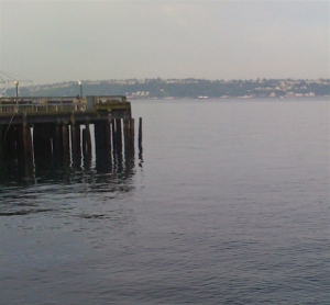 View of West Seattle