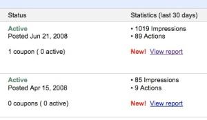 Status and Statistics
