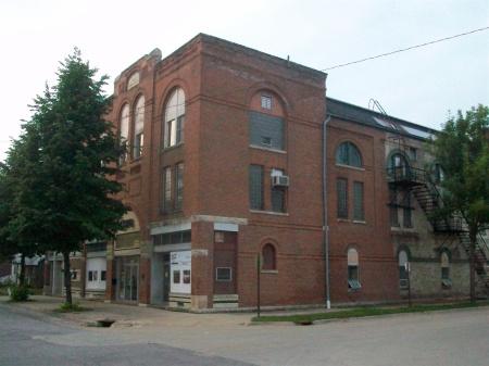 CSPS - Legion Arts Building