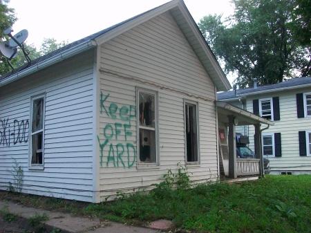 Keep Off Yard