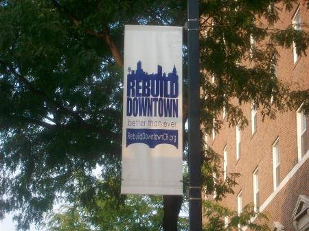 Rebuild Downtown Cedar Rapids