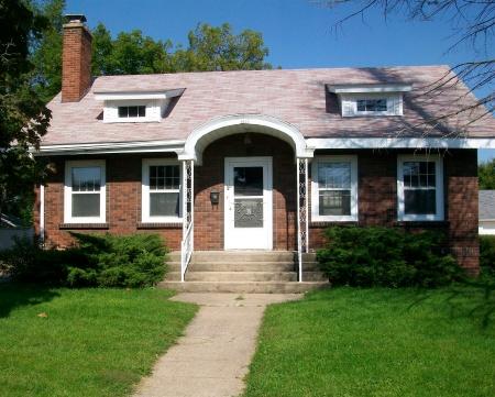 Rebuilt Home