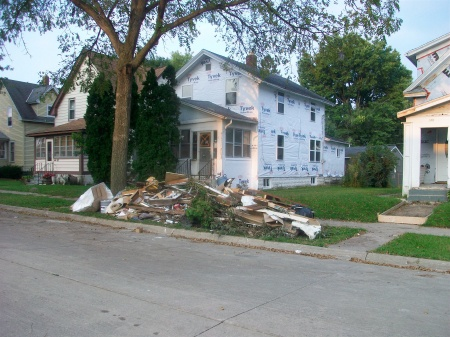 Trash on Blvd