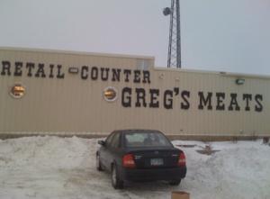 Gregs Meats