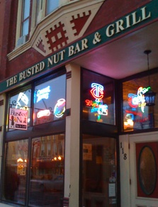 The Busted Nut Bar and Grill