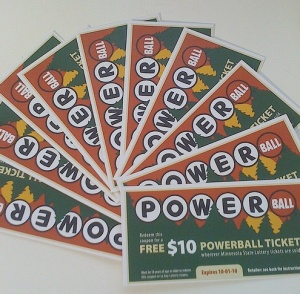 Powerball Coupons