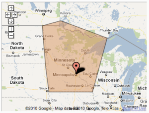 New Minnesota Map