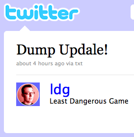 Dump Updale